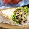 Resep Kebab Ayam Lada Hitam, Camilan untuk Sore Hari
