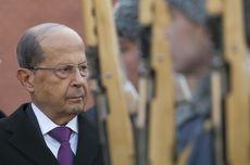 Profil Michel Aoun, Presiden Lebanon