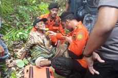 Hilang 10 Hari di Hutan Buton, Kakek 87 Tahun Selamat Berkat Minum Air Rotan