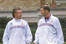 Deschamps Proyeksikan Zidane sebagai Penerusnya di Timnas Perancis