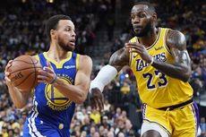 Mirip Hubungan Man United-Liverpool, Lakers Bangkit Saat Warriors Terpuruk