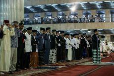 Masjid Istiqlal Ambil Tema Menebar Maaf dan Bangun Kebersamaan pada Hari Raya Idul Fitri