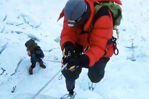 Berusia 69 Tahun dan Pakai Kaki Palsu, Kakek Ini Sukses Capai Puncak Everest