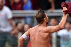 Francesco Totti Sama Berharganya dengan Petenis Roger Federer