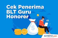 Dokumen yang Harus Disiapkan Guru Honorer Penerima Bantuan Rp 1,8 Juta
