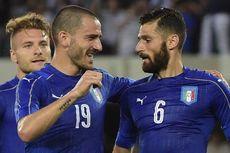 Hasil Laga Persahabatan: Italia Raih Kemenangan atas Finlandia