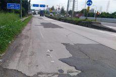 Waspada Macet, Ada Perbaikan Jalan di Simpang Susun Cikunir