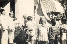 Menelusuri Sejarah Bendera Pusaka Merah Putih yang Dijahit oleh Fatmawati