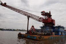 Kapal asal China Tujuan Jakarta Tersasar di Pontianak, 4 ABK Dikarantina