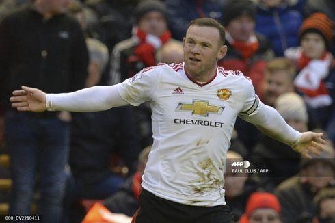 Terakhir Man United Menang di Anfield, Rooney Cetak Gol dan Klopp Pasang Bek di Depan