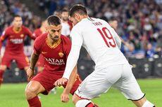 Jadwal Liga Italia Malam Ini - AC Milan Vs Roma, Inter Milan Juga Main