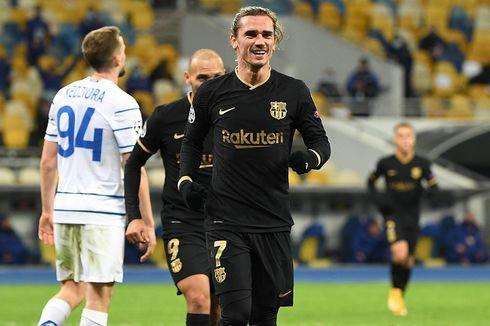 Alasan Koeman Cadangkan Griezmann pada Laga Dynamo Kiev Vs Barcelona
