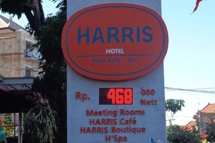 Hotel Harris Raya Kuta, Bali.