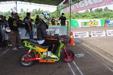 Selain Drag Bike, Komunitas Motor Listrik Mau Ikutan Road Race