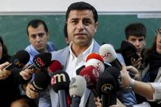 Polisi Turki Tangkap 2 Pemimpin Parpol Pro-Kurdi