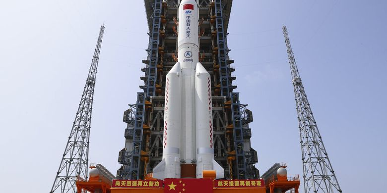 Mengenal Roket China Long March 5B yang Akan Jatuh