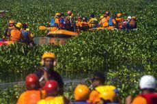Saat Eceng Gondok Membuat 22 Wisatawan Terjebak di Tengah Waduk Jatiluhur
