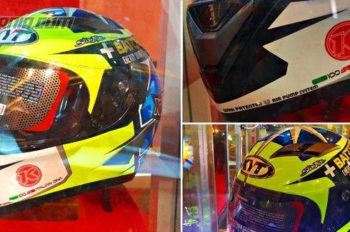 Citra Helm Lokal Indonesia Ikut Terdongkrak berkat MotoGP