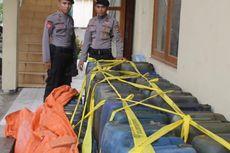 Polisi Sita 2.500 Liter Solar Bersubsidi yang Diselewengkan