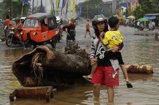 Banjir di Jakarta Terus Terjadi jika...