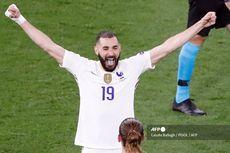 Profil Karim Benzema, Striker yang Akhiri Puasa Gol Bersama Timnas Perancis