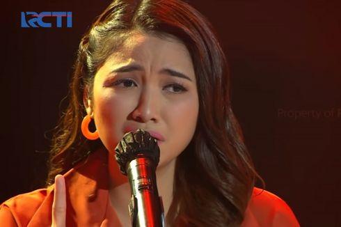 Karen Claudia Rantung Tereliminasi dari Indonesian Idol Special Season Top 14