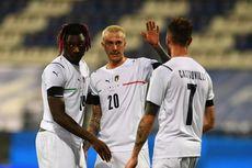 Hasil Italia Vs San Marino, Gli Azzurri Pesta 7 Gol