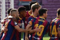 Juventus Vs Barcelona, Blaugrana Tanpa Pique dan Coutinho