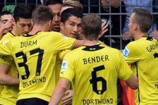 Schalke 04 VS Borussia Dortmund, Laga