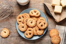 Resep Butter Cookies, Satu Adonan Bisa untuk 4 Kreasi