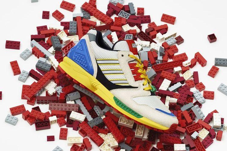 Adidas x Lego ZX8000