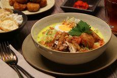 Resep Soto Ayam Santan Rumahan, Kuahnya Gurih