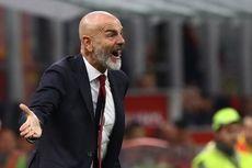 Milan Vs Juventus, Pioli Enggan Pikirkan Masa Depannya di San Siro