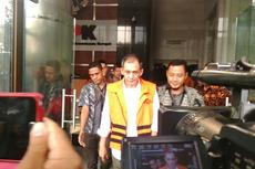 Pejabat Bakamla Nofel Hasan Hadapi Vonis Hakim