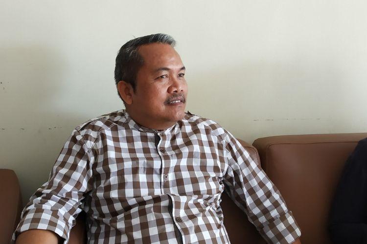General Manager PT Angkasa Pura I Bandara Internasional Adi Soemarmo, Abdullah Usman ditemui di kantornya Angkasa Pura I Bandara Internasional Adi Soemarmo, Kamis (5/12/2019).