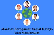 Manfaat Keragaman Sosial Budaya bagi Masyarakat di Beberapa Bidang
