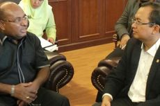 Gubernur Papua Minta DPR Segera Sahkan Revisi UU Otonomi Khusus Papua