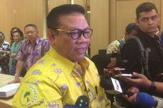 Agung Laksono Temui Ma'ruf Amin Siapkan Kampanye di Jabar