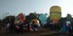 Pemerintah Akan Gelar Festival Balon Udara yang Aman untuk Penerbangan