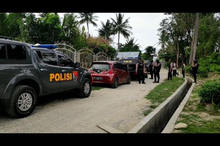 Terdeteksi berada di Kota Palu, Bojes alias Aan, alias Wahid, DPO teroris Poso diburu polisi, Senin (9/11/2020)