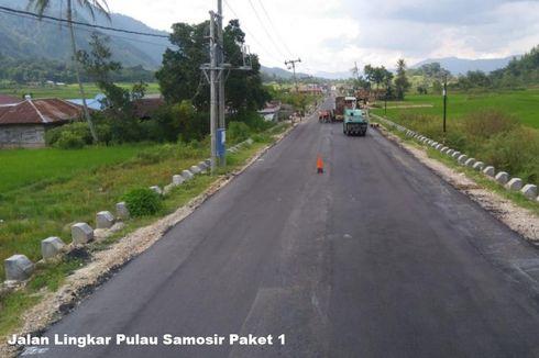 Genjot Wisatawan, Kementerian PUPR Garap Akses Pulau Samosir