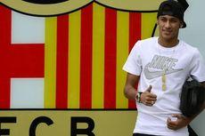 Santos Cuma Dapat Sedikit dari Penjualan Neymar