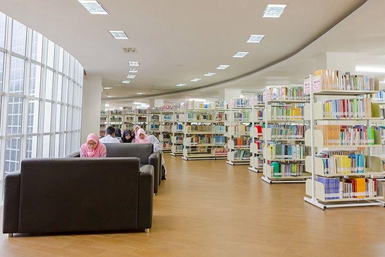 Fasilitas Perpustakaan UII Yogyakarta