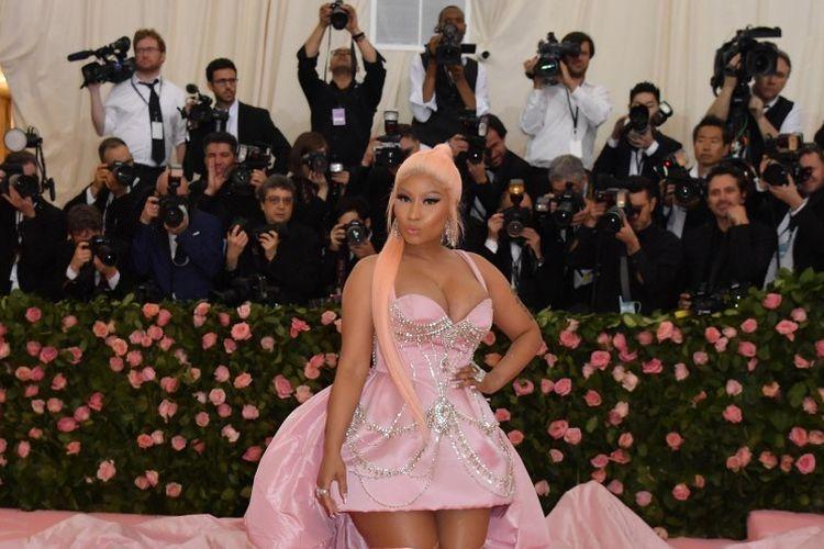 Rapper Nicki Minaj menghadiri 2019 Met Gala yang digelar di Metropolitan Museum of Art in New York pada Mei 2019. Pada 5 September Nicki mengejutkan penggemarnya dengan mengumumkan pensiun dari dunia musik.
