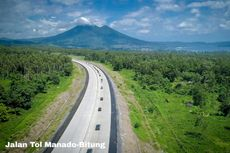 Jokowi Sebut Tol Manado-Bitung Dongkrak Perekonomian Sulawesi Utara