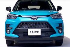 Ini Tampang Toyota Raize Kembaran Daihatsu Rocky