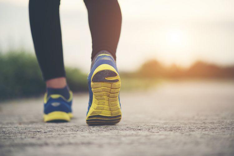 Jalan kaki dengan itensitas cepat dapat membantu tubuh untuk mendapatkan imunitas yang lebih baik.