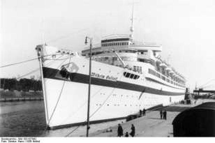 MV Wilhelm Gustloff.