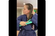 Rambut Alyssa Milano Rontok Usai Terinfeksi Covid-19, Apa Sebabnya?
