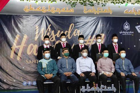 Ekselensia Tahfiz School Dompet Dhuafa Bogor Luluskan 5 Hamilul Qur'an